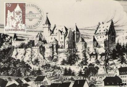 Het kasteel van Larochette | 100 % cultuur | Larochette