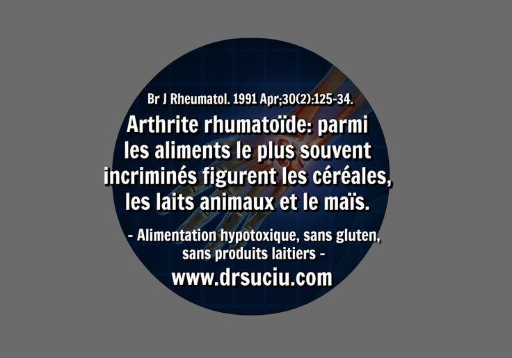 Photo L'arthrite rhumatoïde et les allergies alimentaires - drsuciu