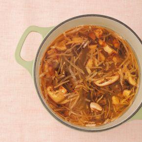 ダイエットスープ「乾物毒出しスープ」で中からスッキリ!おなかぽっこり解消の3つの理由   食事・栄養   ニュース   ダイエット、運動、健康のことならFYTTE   フィッテ