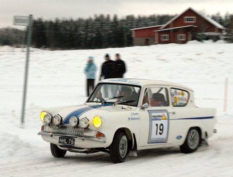 Ford Anglia Rally