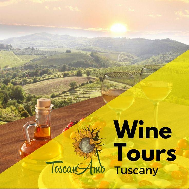 Tuscany Wine Tasting & Winery Tours #Tuscany #WineryTours