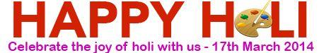 Holi Festival 2014 • Holi • Holi Day • Holi Images • Happy Holi Geetings