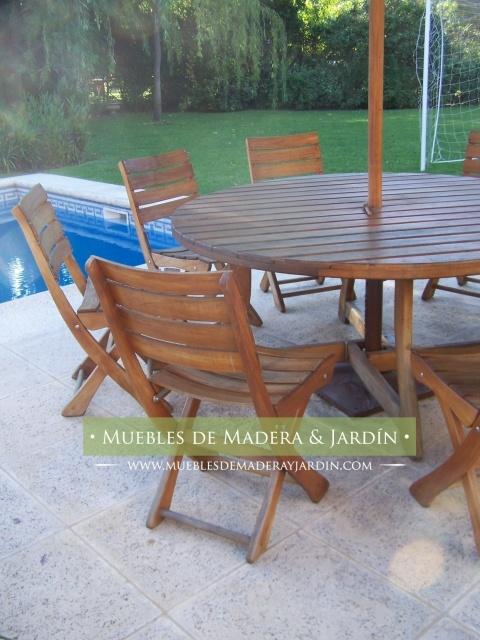 Mesas Redondas modernas para Jardin