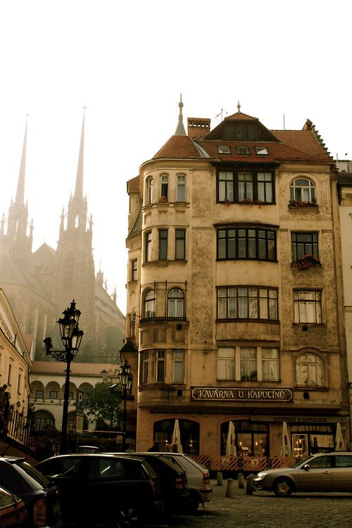 Brno, Czech Republic (by Cieguilla)