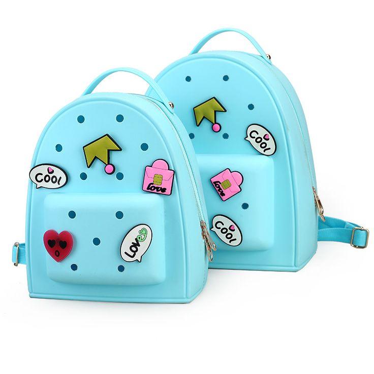 2016 süße baby mädchen schultaschen candy farbe cartoon kinder rucksäcke kids satchel kindergarten taschen mochila escolar infantil