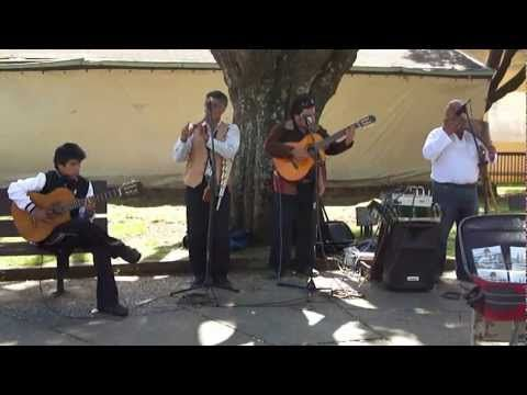 Traditional Chilean Music in Puerto Varas