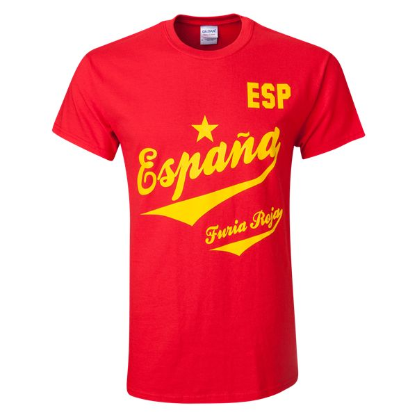 Ultras Spain Espana Futbol Nation Soccer T-Shirt
