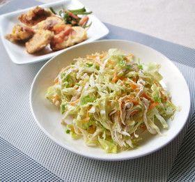 千切りキャベツと鶏ささみのサラダ by moj [クックパッド] 簡単おいしいみんなのレシピが269万品