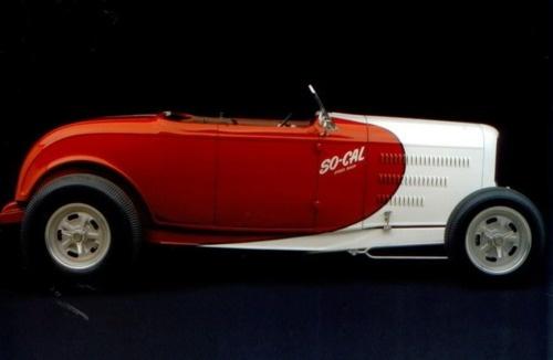 SoCal Speedshop's 32 Ford