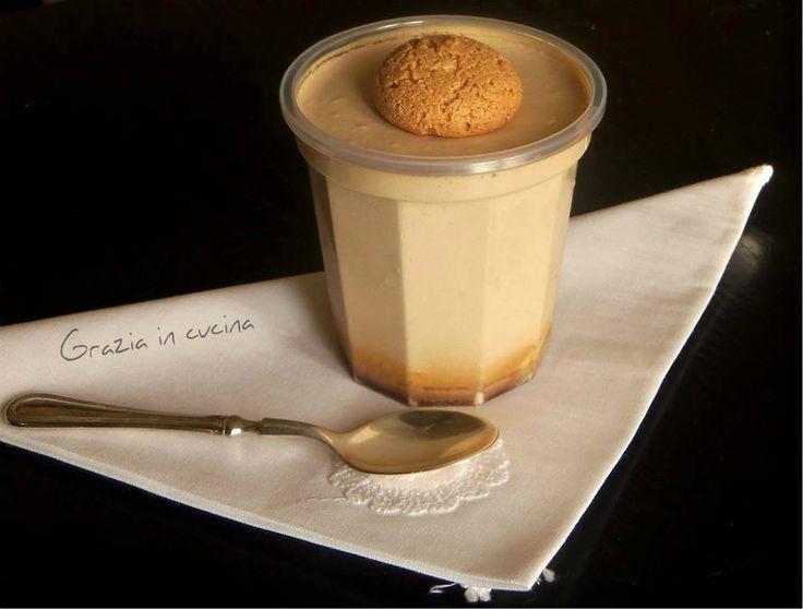 Crema fredda al caffè,ricetta dolce al cucchiaio