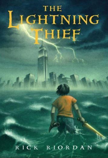 The Lightning Thief By Rick Riordan Download The Lightning Thief Pdf