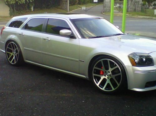 Purchase used 2006 DODGE MAGNUM SRT8 in Brooklyn, New York, United ...