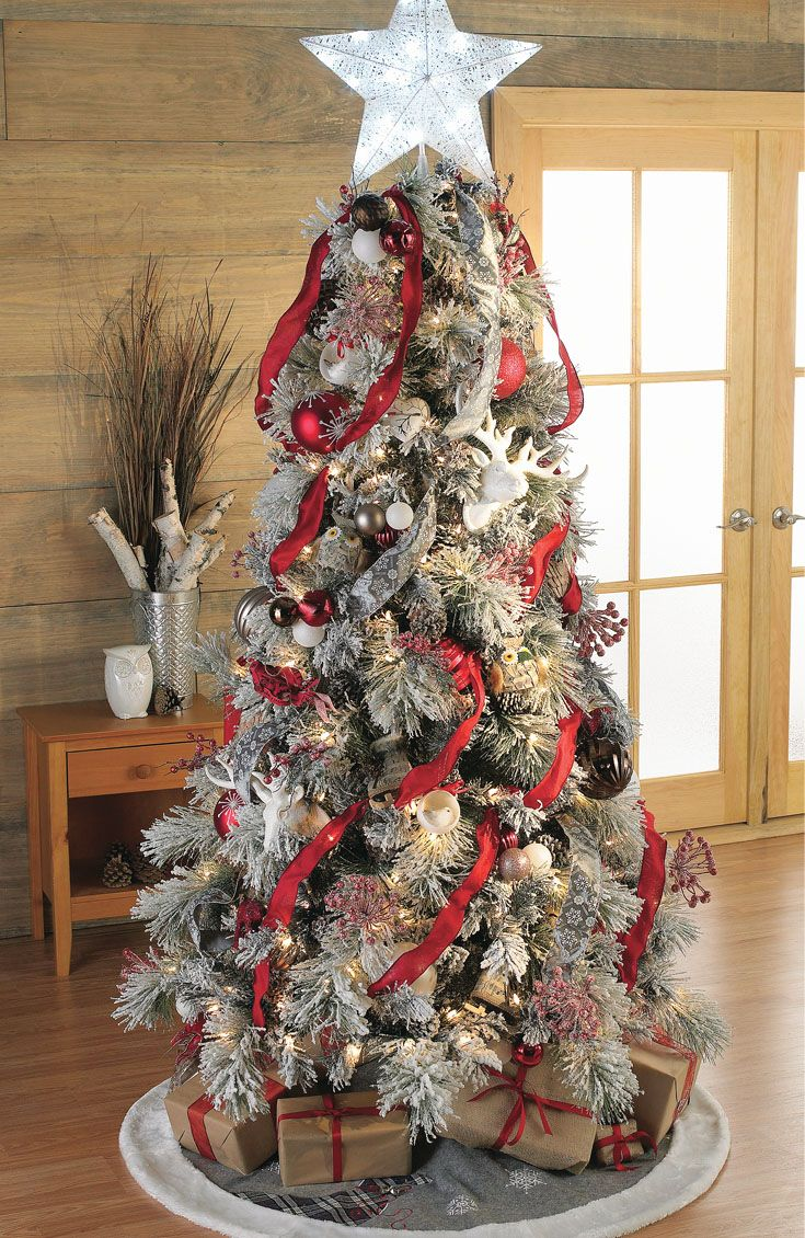 Mon beau sapin on Pinterest  Modern christmas trees, Christmas trees ...