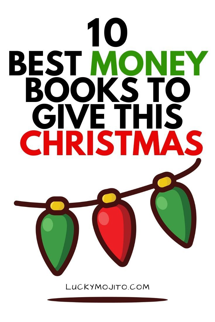 Best Books To Give As Christmas Gifts 2020 The Best Personal Finance Books of All Time {Must Reads for 2020