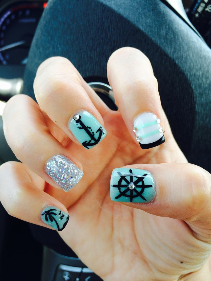 1659 best Nails images on Pinterest | Nail art ideas, Nail ideas and ...