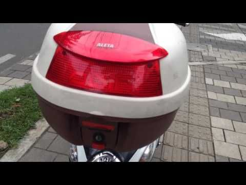 Yamaha Fino AF115F modelo 2016 blanco Motos usadas medellin Prestaya