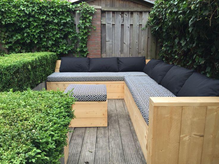 24 beste afbeeldingen van tuinmeubelen bescherming - Opslag idee lounge ...