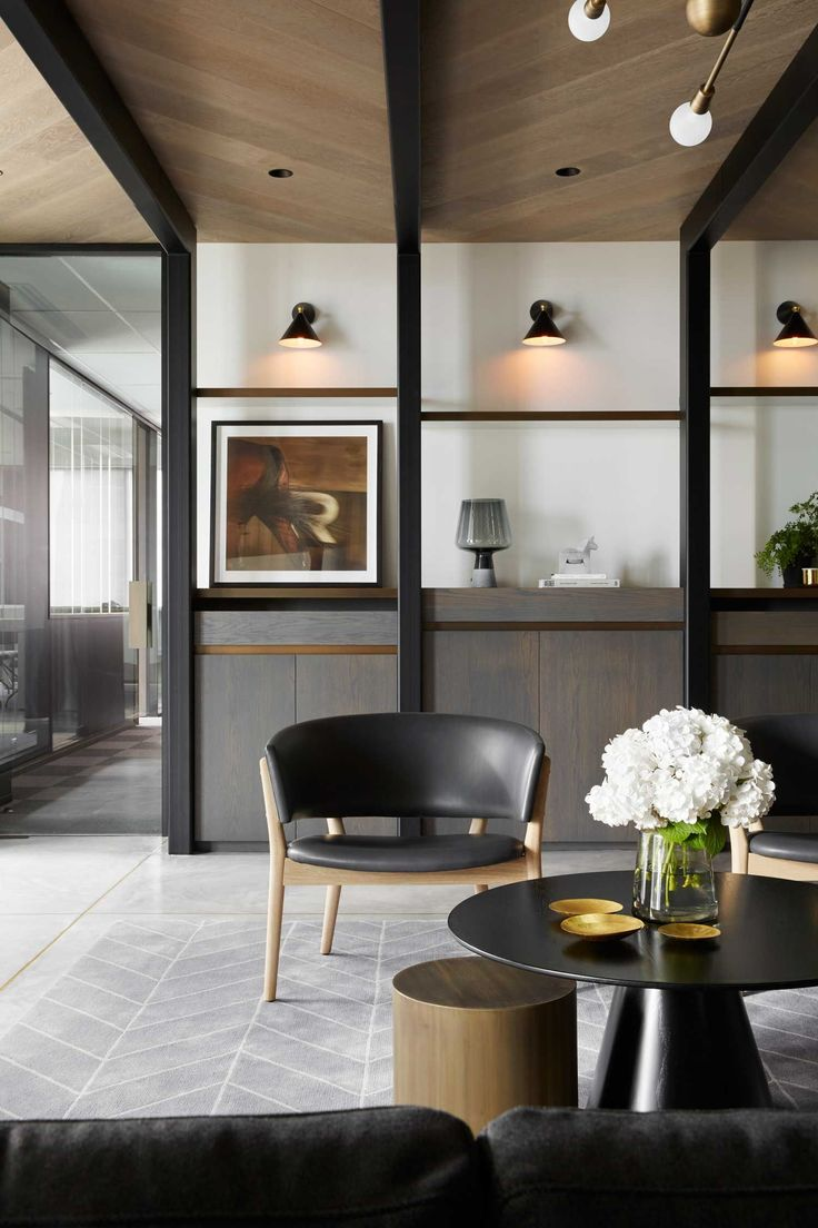 mim designs pask office in melbourne - Commercial Office Design Ideas