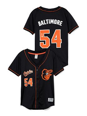 Baltimore Orioles Game Day Jersey