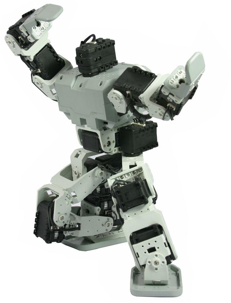 Bioloid Robotic Kit Humanoid