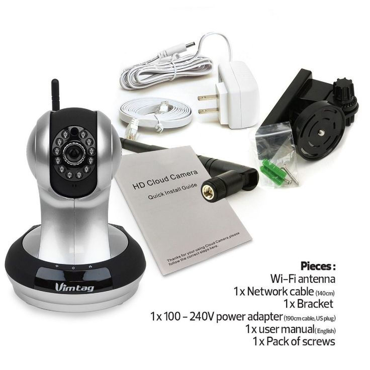 Vimtag P1 Smart Surveillance Camera Review Wireless Home Security Systems Best Wifi Surveillance