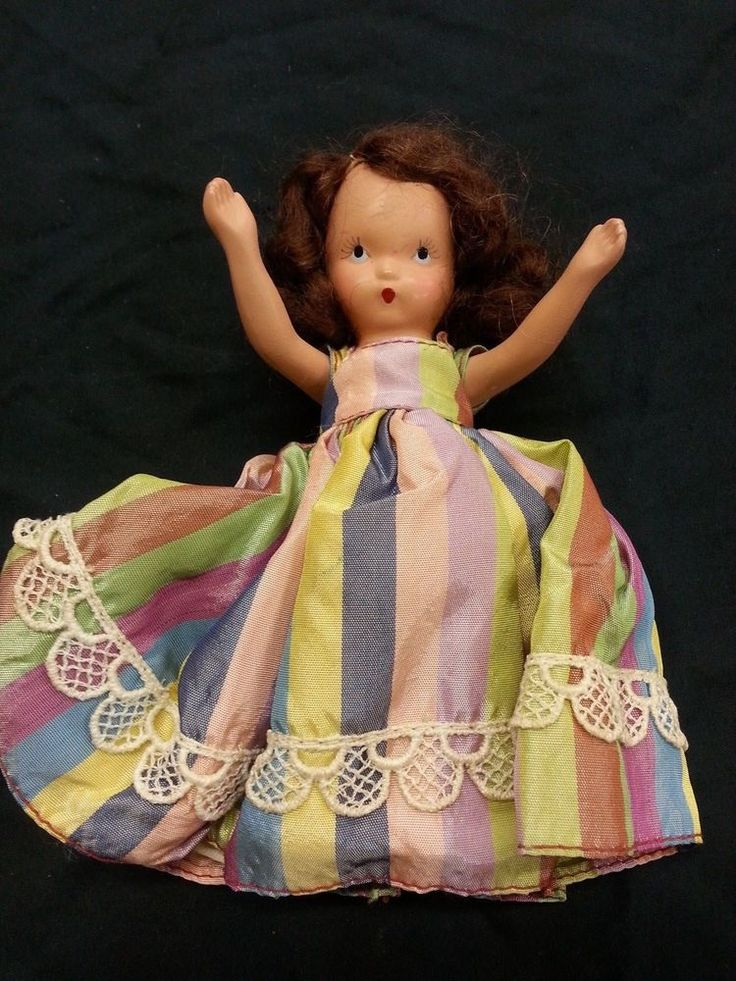 Nancy Ann Storybook Doll Alice Sweet Alice   | eBay
