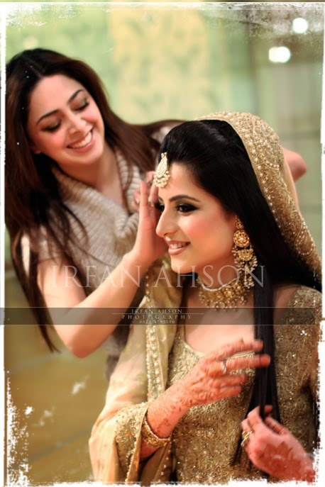 Bridal makeover sessions