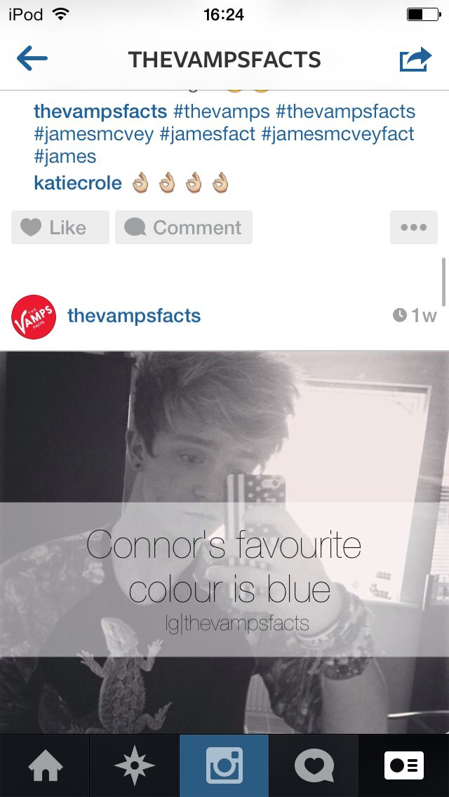 Fact! AWWWW cONNOR! <3