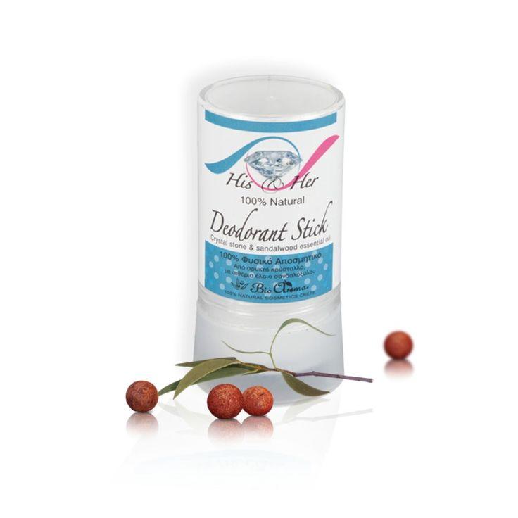 Το Elixir of Life σας παρέχει το ευεργετικό και φυσικό αποσμητικό από ορυκτό κρύσταλλο και αιθέριο έλαιο σανδαλόξυλου της BioAroma σε συσκευασία των 120ml.