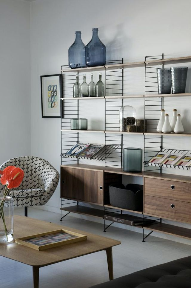 Trend Alert: 10 Periodical-Style Shelves for Design Book Lovers