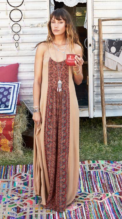 17 Best ideas about Bohemian Maxi Dresses on Pinterest | Beach ...