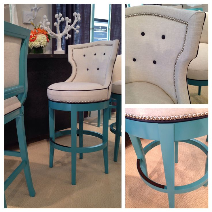 A Sophisticated Bar Stool These Fabulous Bar Stools From