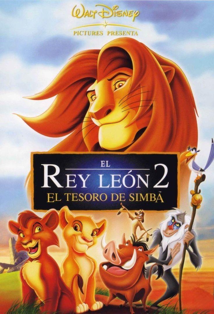 El rey león 2: El tesoro de Simba (1998) - Ver Películas Online Gratis - Ver El rey león 2: El tesoro de Simba Online Gratis #ElReyLeón2ElTesoroDeSimba - http://mwfo.pro/1819464