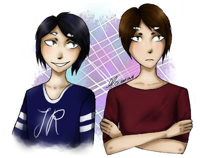 Jayden and Jett