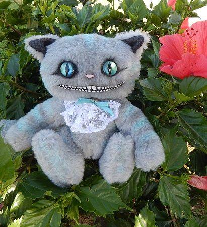 Gato Cheshire by Faylinn Art