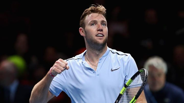 Jack Sock defeats Alexander Zverev 6-4, 1-6, 6-4 and advances to the semifinals of the World Tour Finals! Amazing! And also moves up to a career high No. 8 (at least) in the rankings next week! #FUNNYSOCKS #FUNSOCKS #FUNKYSOCKS #SOCKS #SOCKSWAG #SOCKSWAGG #SOCKSELFIE #SOCKSLOVER #SOCKSGIRL #SOCKSTYLE #SOCKSFETISH #SOCKSTAGRAM #SOCKSOFTHEDAY #SOCKSANDSANDALS #SOCKSPH #SOCK #SOCKCLUB #SOCKWARS #SOCKGENTS #SOCKSPH #SOCKAHOLIC #BEAUTIFUL #CUTE #FOLLOWME #FASHION
