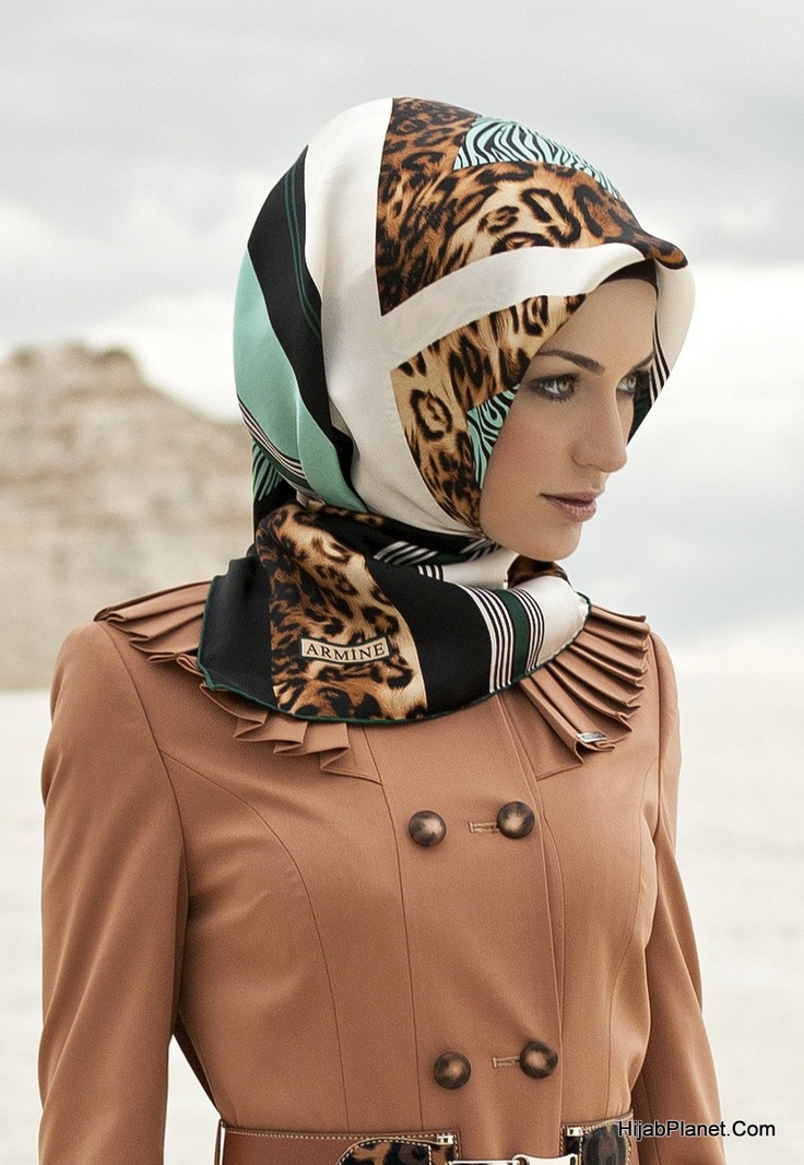 Armine Imrana Silk Hijab