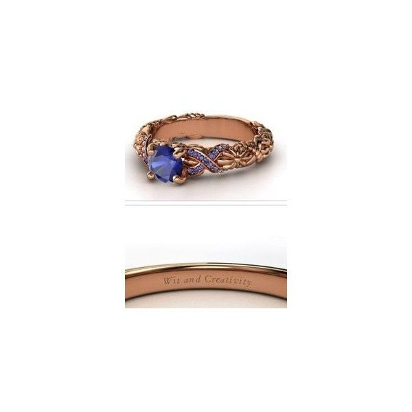 Anillos de compromiso de Harry Potter via Polyvore featuring jewelry, rings and harry potter