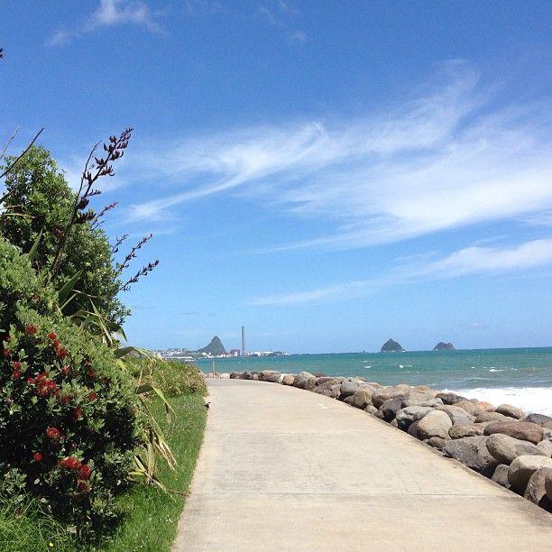 Coastal Walkway - New Plymouth, New Zealand