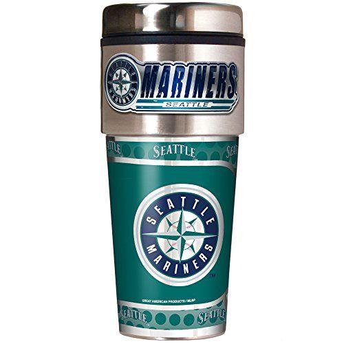 Seattle Mariners Travel Mug