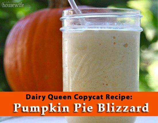 pumpkin-pie-blizzard - not for dieters or diabetics haha, I just read the recipe.