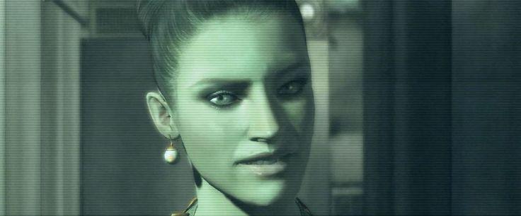Excella Gionne - Resident Evil 5