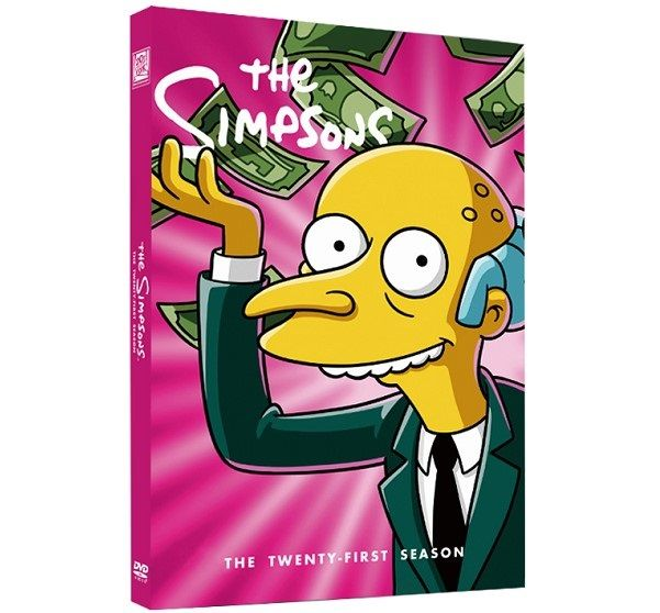 a place to call home complete series supernatural dvd seasons 1 12 set pristine sales The Simpsons: Season 21