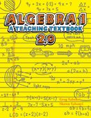 This is the way to go for teaching High School Math!        *Algebra 1 Teaching Textbook*