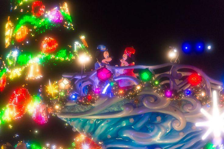 東京ディズニーリゾート,東京ディズニーシー,ディズニー,クリスマス,ウィッシュ,ミッキー,ミニー