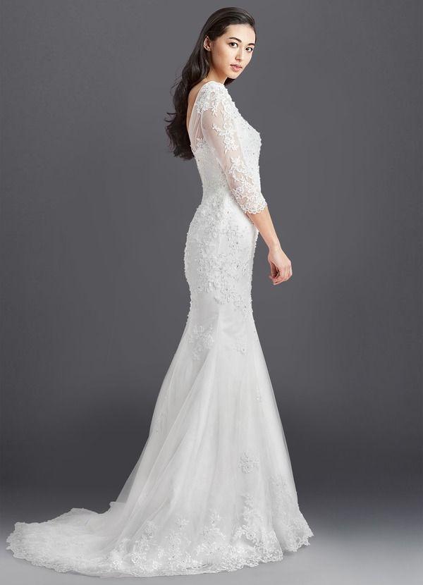 e316dc2f2bd Azazie Dorothy BG. Azazie Dorothy BG Perfect Wedding Dress ...