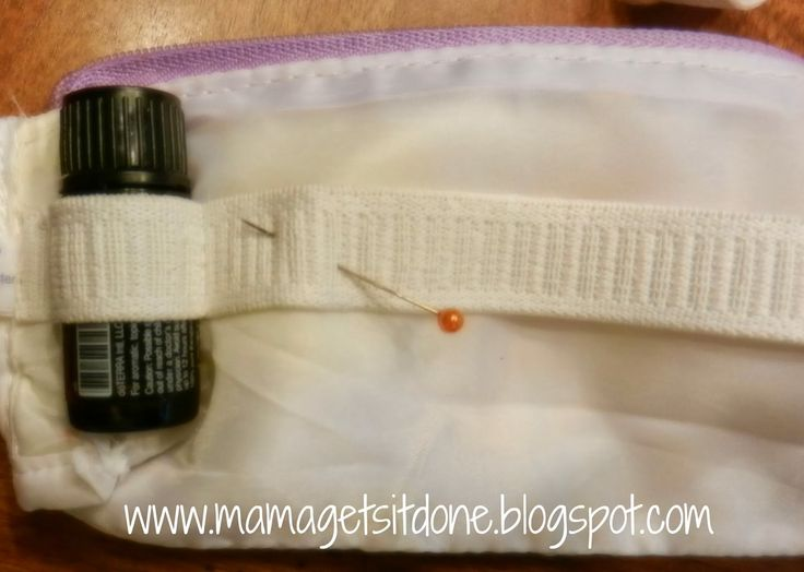 Mama Gets It Done: DIY Essential Oils Carrying Case