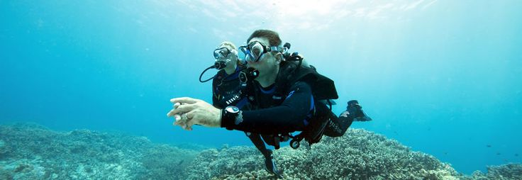 Mermaids Dive Center Teach all PADI Recreational and Technical Courses in Pattaya, Thailand.