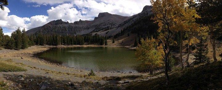 Stella Lake, Národný park Great Basin, Národné parky v USA