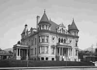 Enjoy Utah!: Tour the Governor's Mansion (Originally the Kearns Mansion)!